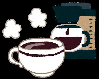透析患者さんとコーヒー