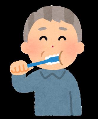 お口の乾燥による虫歯