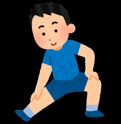透析患者さんと膝の運動