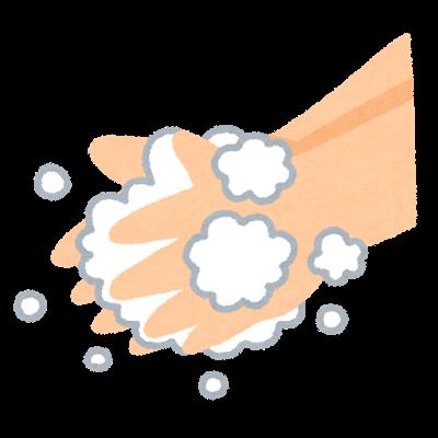 手洗いによる感染症の予防