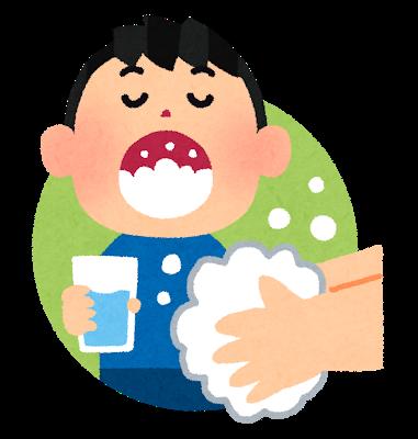 透析患者さんと風邪予防